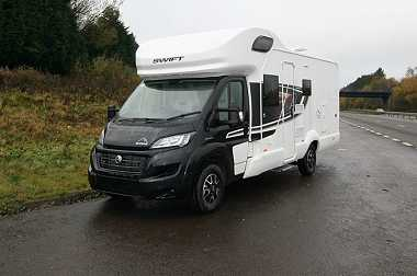 Used Bailey Approach 745 SE for sale