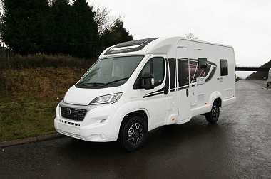 New Burstner Motorhomes for sale near Newcastle
