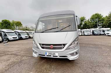 New & Used Motorhome Dealers near Sutton-in-Ashfield