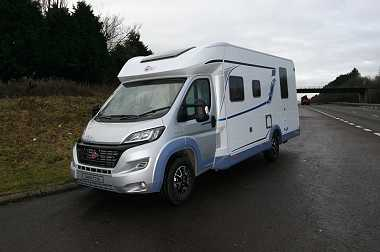 New & Used Motorhome Dealers near Derbyshire