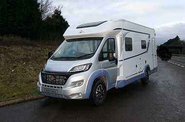 New & Used Motorhome Dealers near Melton Mowbray