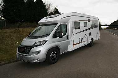 New & Used Motorhome Dealers near Yorkshire