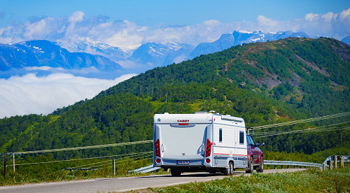 How to choose the right Motorhome for long-distance travel.