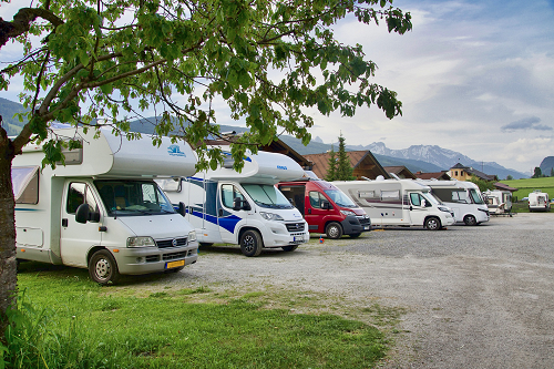 4 Motorhome parks in the UK you could visit for a staycation this summer.